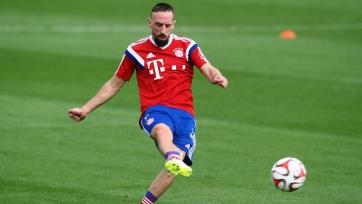 «Бавария» продлит контракт с Рибери в ближайшие дни