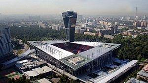 «Арена ЦСКА» станет базой сборной России на Кубке конфедераций