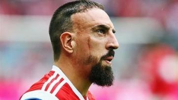 «Бавария» опровергла сведения, что она продлила контракт с Рибери