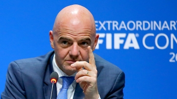 Инфантино рассказал о структуре Чемпионата мира с 48 командами
