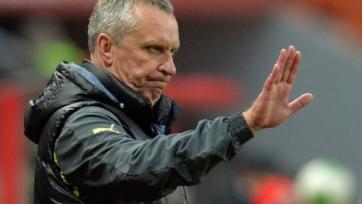 Леонид Кучук замечен на тренировочной базе киевского «Динамо»