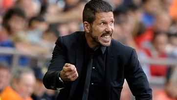«Интер» готовит для «Атлетико» 50 миллионов евро за переход Диего Симеоне