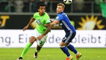 «Шальке» выиграл у «Вольфсбурга» и другие результаты матчей 11-го тура Бундеслиги