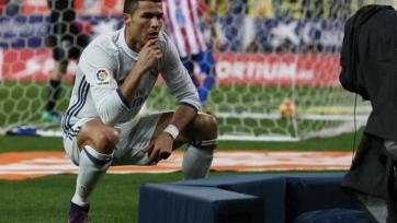 Мадридский «Реал» не оставил «Атлетико» шансов