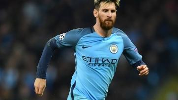 «Манчестер Сити» предлагает «Барселоне» 230 миллионов евро за Месси