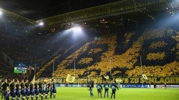 Дортмундская «Боруссия» продлила домашнюю беспроигрышную серию в Бундеслиге до 27 матчей