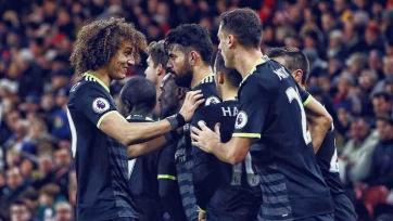 «Челси» продлил свою выигрышную серию, одержав минимальную победу в матче с «Мидлсбро»