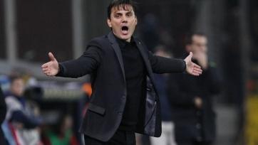 Монтелла: «Милан» провёл замечательный матч»