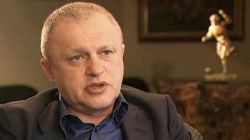 Суркис: «Те игроки, которые согласны идти в «Динамо», слабее тех, кто уже у нас есть»