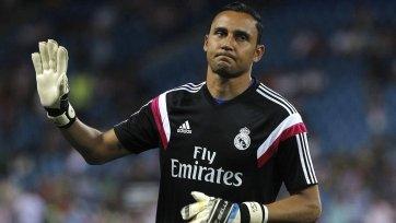 Кейлор Навас: «То, что «Спортинг» его бывший клуб, никак не повлияет на Роналду»