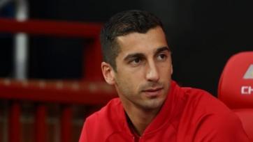 Моуринью: «Сказал Мхитаряну, что игра с «Арсеналом» – не для него»