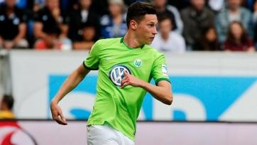 «Вольфсбург» объявил, что готов продать Дракслера в январе