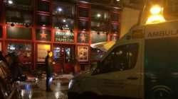 В Севилье в столкновении фанатов один из болельщиков получил ножевое ранение