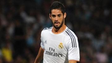 «Реал» не может договориться с Иско по новому контракту