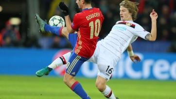Алан Дзагоев: «Ближе к концу игры у меня появились судороги»