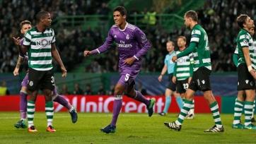 «Реал» увозит непростую победу из Лиссабона