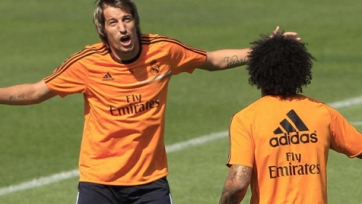 Коэнтрау: «Тяжело конкурировать с Марсело, ведь он лучший левый защитник в мире»