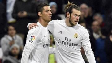 Бэйл: «Самый мастеровитый игрок «Реала»? Это Роналду»