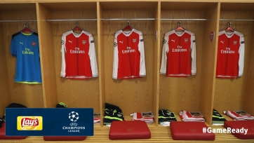 «Арсенал» - ПСЖ, прямая онлайн-трансляция. Стартовые составы команд