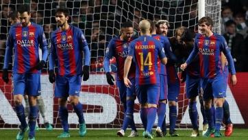 «Барселона» стала первым европейским клубом, добившимся ста побед в выездных матчах в рамках евротурниров