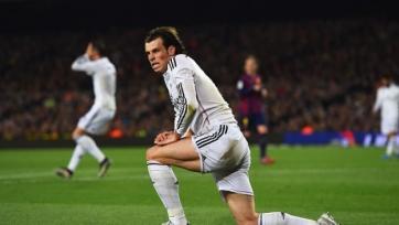 Гарет Бэйл получил 15 травм за три года в «Реале»