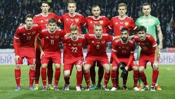 Сборная России опустилась на рекордно низкое 55-е место в рейтинге ФИФА