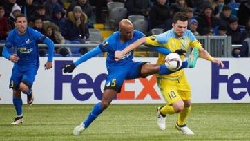 «Астана» одолела АПОЭЛ и сохранила теоретические шансы на попадание в плей-офф ЛЕ