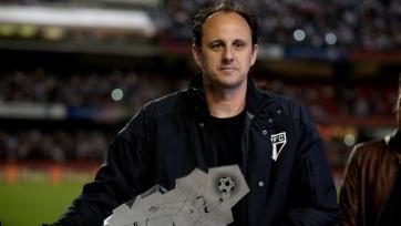Рожерио Сени стал главным тренером «Сан-Паулу»