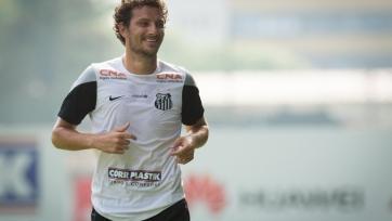 Элано: «Хочу остаться в «Сантосе» и продолжать работать на благо этого клуба»