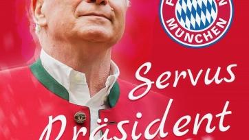 Ули Хёнесс вновь стал президентом «Баварии»