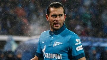 Кержаков стал лучшим игроком по гол+пас в истории «Зенита»