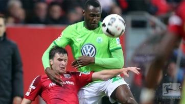 «Вольфсбург» расписал мировую с «Ингольштдатом» и другие результаты матчей 12-го тура Бундеслиги