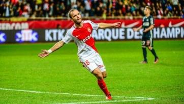 «Монако» не оставил шансов «Марселю»