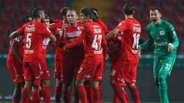 «Спартак» повторил клубный рекорд по количеству очков в первом круге