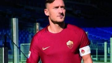 «Рома» подготовила специальную форму для дерби против «Лацио»