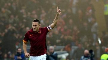 Франческо Тотти рассказал, какой гол считает лучшим в своей карьере (видео)