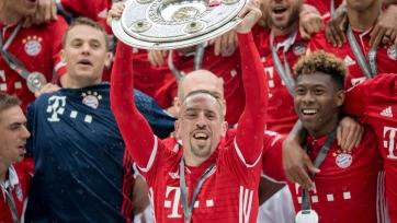 Официально: Рибери продлил контракт с «Баварией»