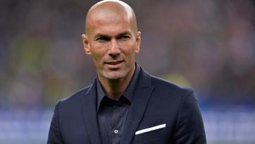Зинедин Зидан повторил рекорд «Реала»