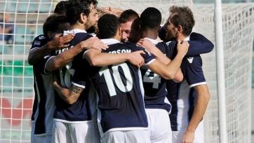 «Лацио» с минимальным  счетом переиграл «Палермо»