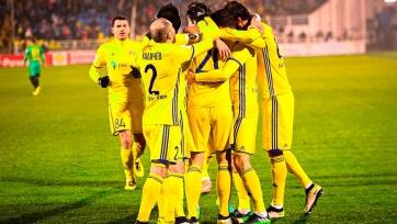 «Ростов» добыл уверенную победу в матче с «Анжи»