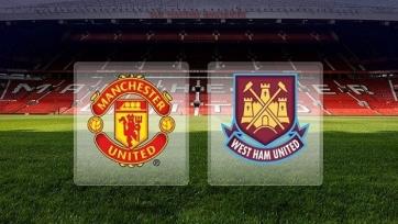 «Манчестер Юнайтед»  - «Вест Хэм», прямая онлайн-трансляция. Стартовые составы команд