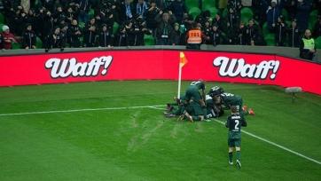 «Краснодар» переиграл «Зенит», забив два гола в добавленное время