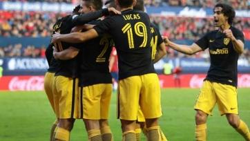 Диего Симеоне доволен победой «Атлетико»