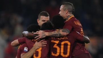 «Рома» с трудом переиграла «Пескару»