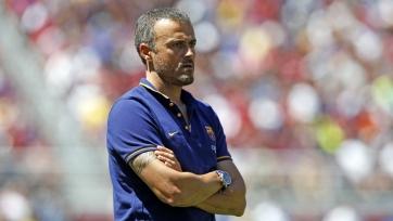 Луис Энрике: «Ничья – максимум, который «Барселона» добыла, когда сделать это было практически невозможно»