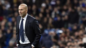 Зидан: «Реалу» не хватало всего по чуть-чуть в матче со «Спортингом»
