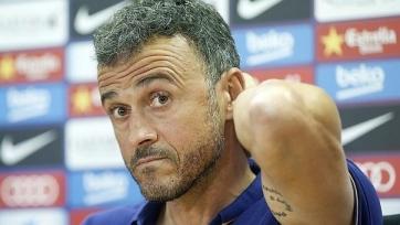 Энрике: «Класико» всегда играют определяющую роль. «Барселона» поборется с «Реалом»