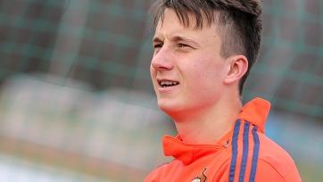 Головин стал лучшим молодым игроком РФПЛ в 2016-м году и получит премию «Первая пятёрка»