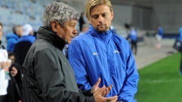 Тимощук может пополнить тренерский штаб Луческу в «Зените»