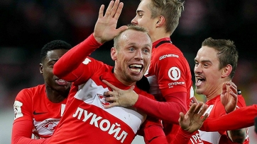 «Спартак» - самый посещаемый клуб РФПЛ в первом круге